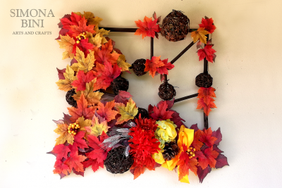 Ghirlanda autunnale – Autumn wreath