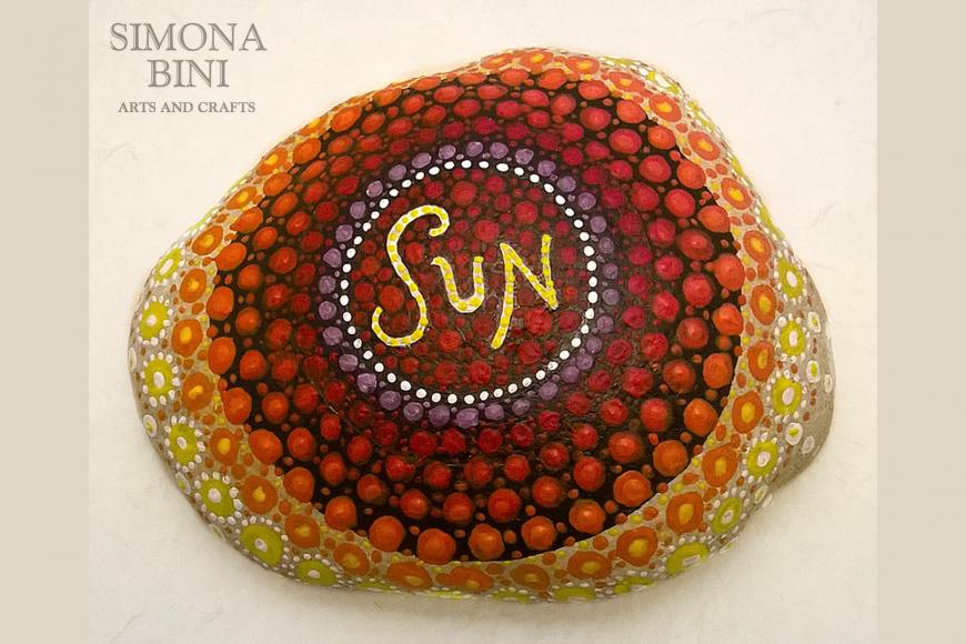 Sasso con sole – Rock with sun