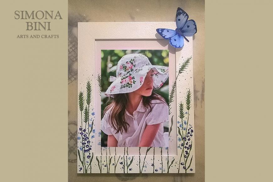 Cornice primavera – Spring frame