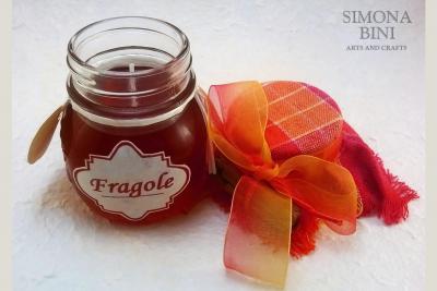Candela marmellata – Candle jam