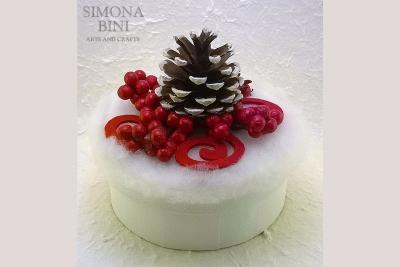 Scatola bianco Natale –  White Christmas Box