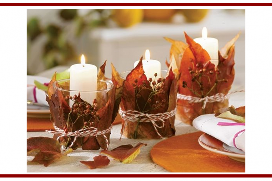 Le luci dell'Autunno dal web – Autumn lights from the web