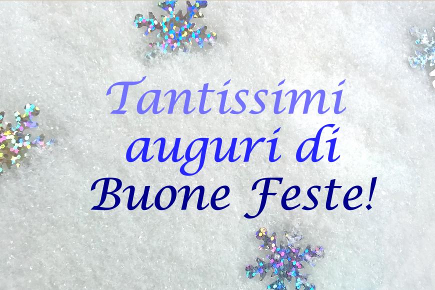 Tantissimi Auguri di Buone Feste da SIMONA BINI – Arts & Crafts!