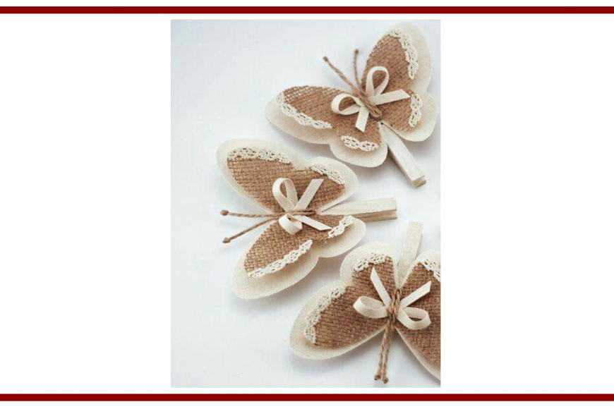 Idee dal web per una farfalla shabby chic –  Ideas from the web for a shabby chic butterfly