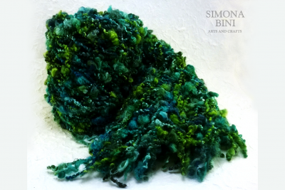 Sciarpa verde Scozia – Scotland green scarf
