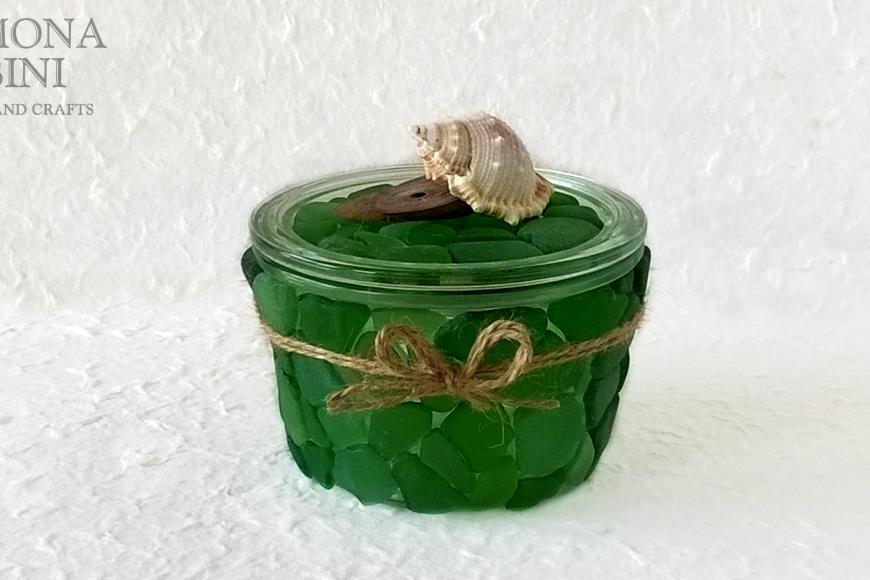 Porta candela marino – Marine candle holder