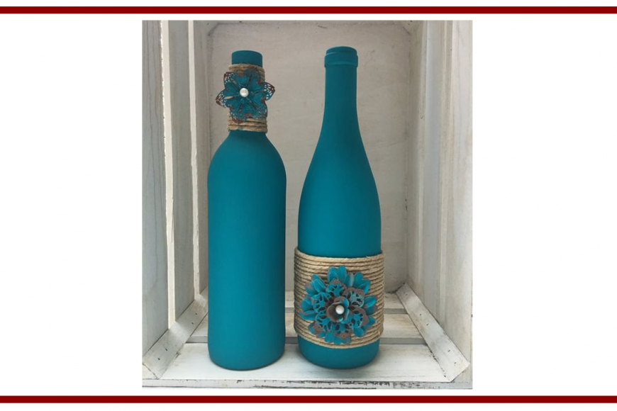 Idee dal web per bottiglie – Ideas from the web for bottles