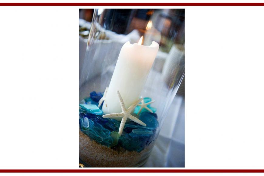 Idee dal web per una candela di mare – Ideas from the web for a candle