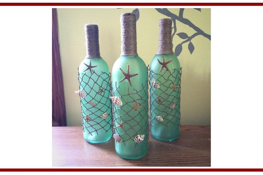 Idee dal web per una bottiglia – Ideas from the web for a bottle