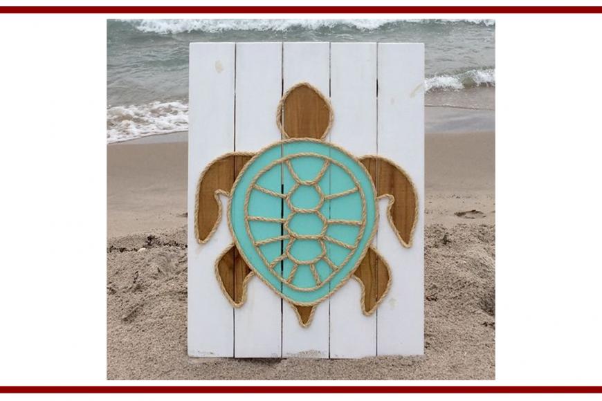 Idee dal web per un quadretto con tartaruga – Ideas from the web