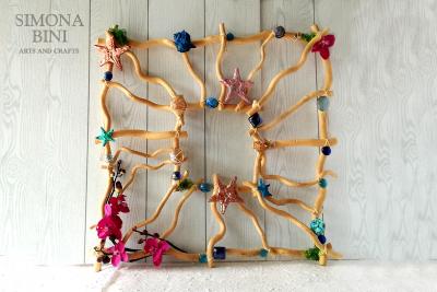 Ghirlanda estiva – Summer wreath