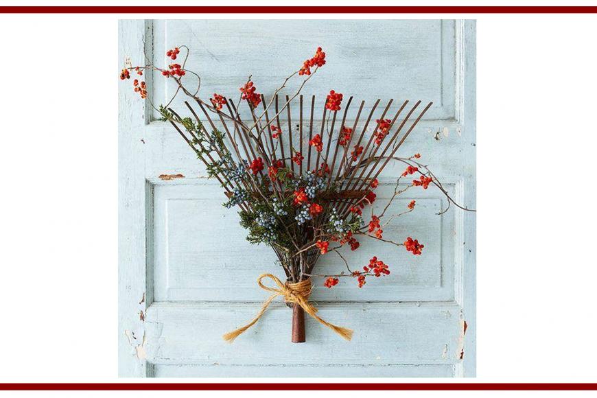 Idee dal web per la decorazione di una porta – Ideas from the web