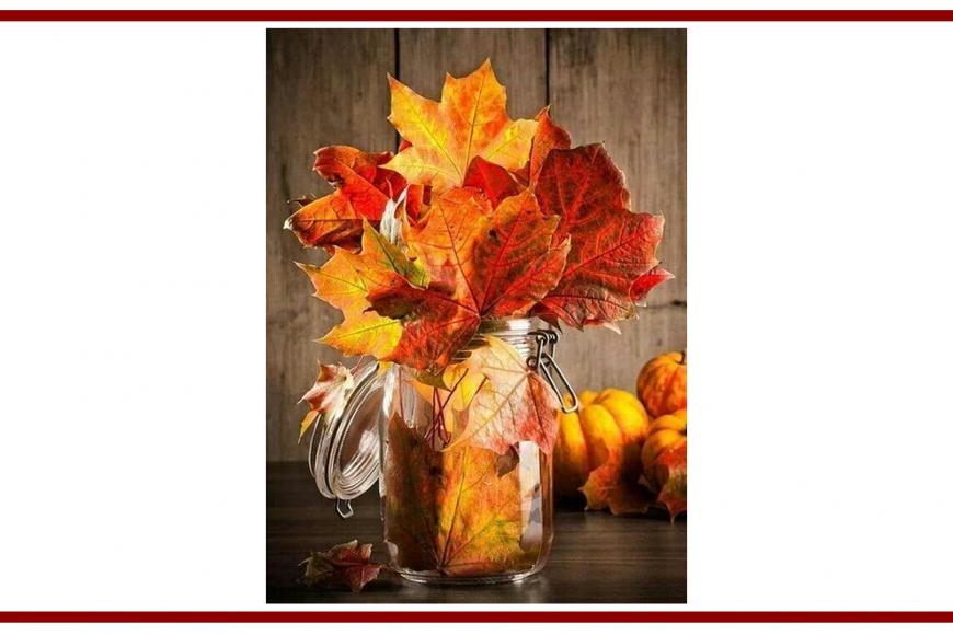 Idee dal web per un bouquet di foglie – Ideas from the web
