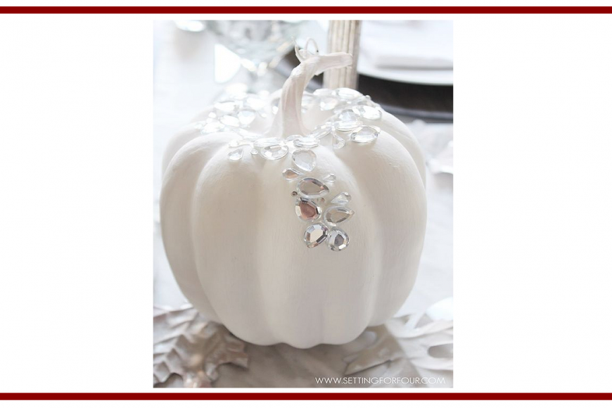 Idee dal web per una zucca super chic – Ideas from the web