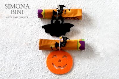 I miei segnaposto per la notte di Halloween – My Halloween's placeholders