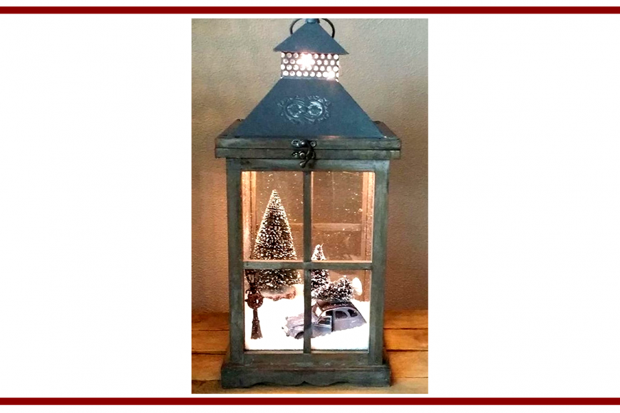 Idee dal web per una lanterna di Natale – Ideas from the web