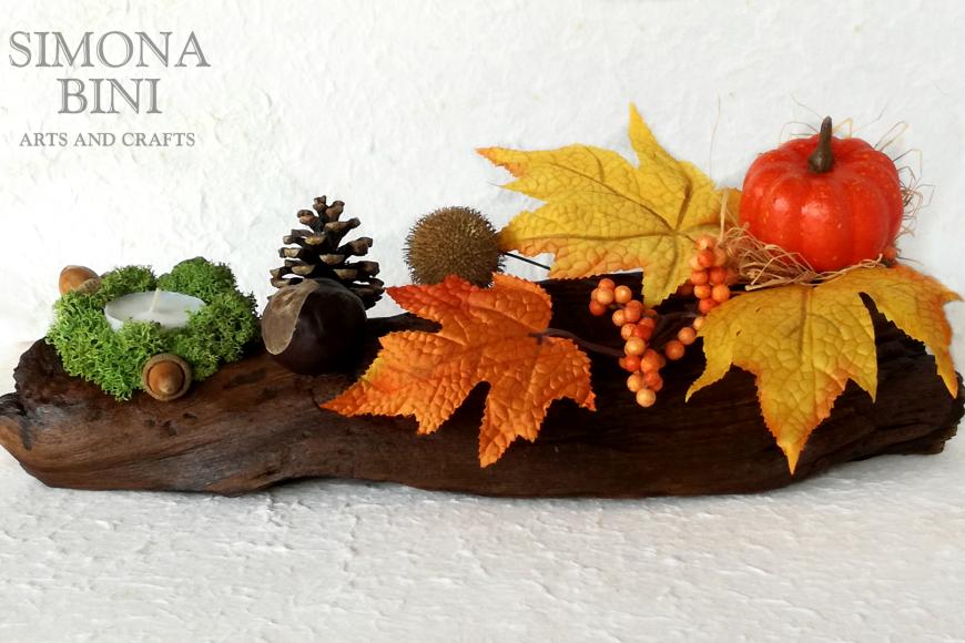 Quando il legno riprende vita con l'autunno – When the wood comes back to life