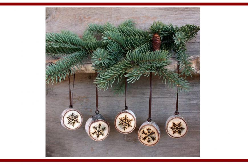 Idee dal web per una decorazione natalizia  – Ideas from the web