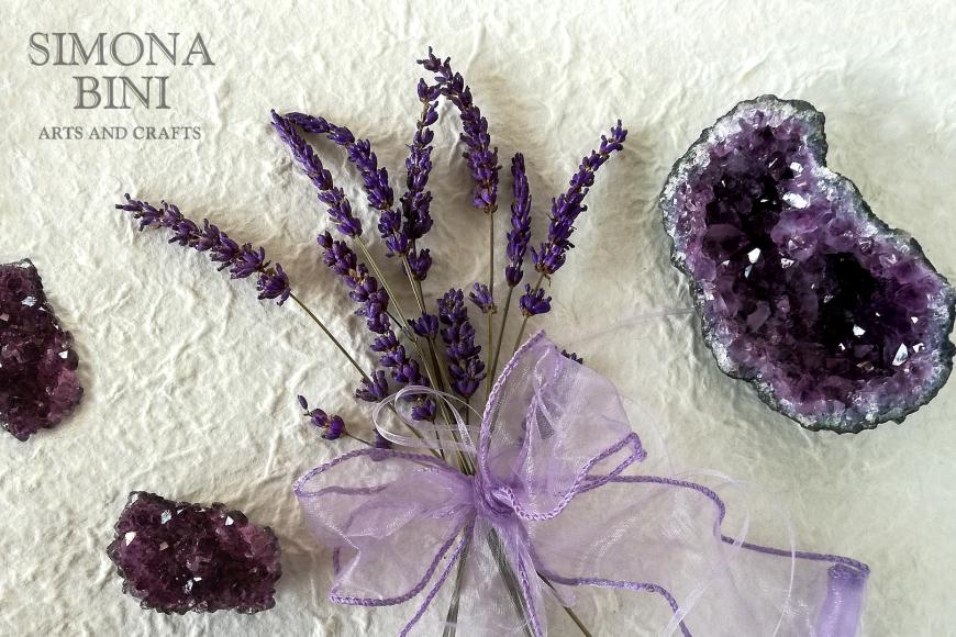 Lavanda come appena fiorita per anni – Lavender as freshly flowered for years