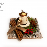 Un segnaposto per Natale – A Christmas placeholder