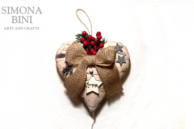 Un cuore country per Natale – A Christmas heart