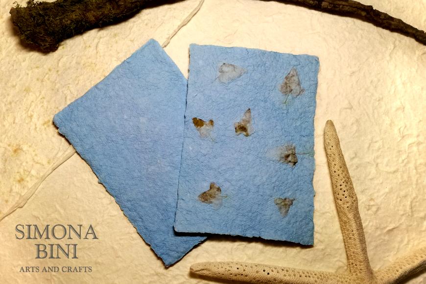 Tutorial per creare la carta –  Making paper